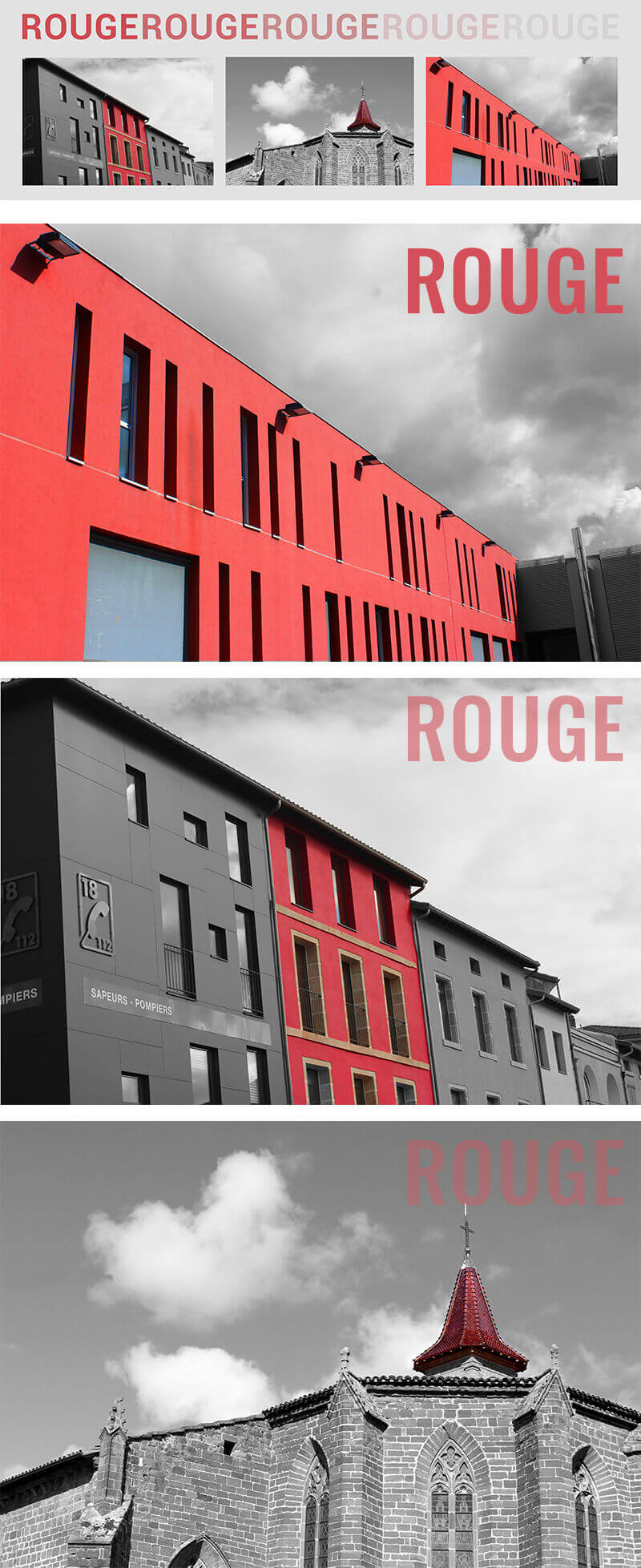 Photos rouge
